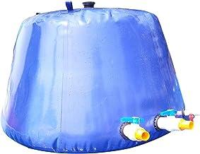 XBSXP Récipient de Stockage d'eau Pliable de Grande capacité, Sac de Stockage d'eau de Transport Mobile Portable Réservoir...