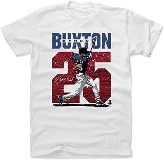 500 LEVEL Byron Buxton Shirt - Minnesota Baseball Men's Apparel - Byron Buxton Stadium