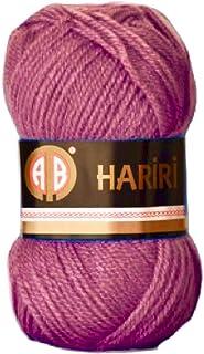 AB Hariri Purplish Pink Colour No.139 Crochet and Knitting Yarn