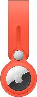 Apple AirTagループ - エレクトリックオレンジ