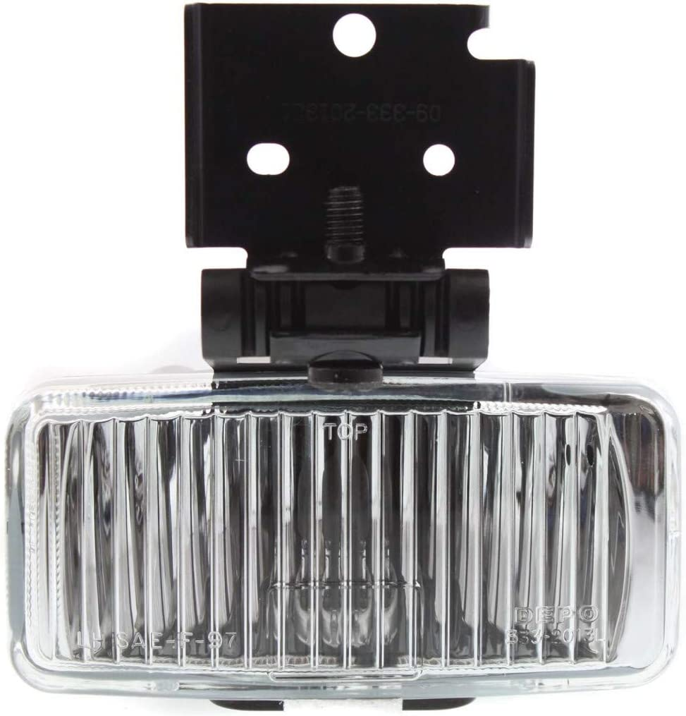 For Jeep 5 Special sale item popular Grand Cherokee Fog CH259211 1997-1998 Driver Side Light