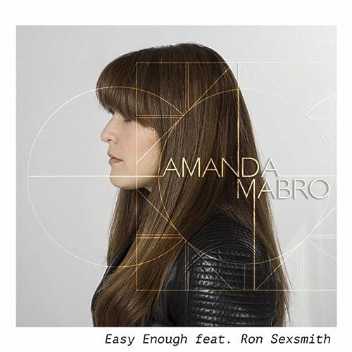 Easy Enough (feat. Ron Sexsmith) de Amanda Mabro en Amazon ...