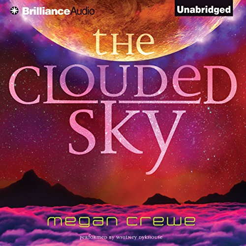 The Clouded Sky audiobook cover art
