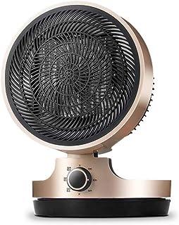 CJC Termoventiladores y calefactores cerámicos 3000W Plano Vertical Mini Cerámico Ventilador Automático Oscilación 2 Calor Ajustes Frío Aire