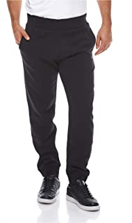 Champion Rib Cuff Sport Pant For Men - Black, XL