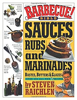 Barbecue! Bible Sauces, Rubs, and Marinades, Bastes, Butters, and Glazes (0761119795) | Amazon price tracker / tracking, Amazon price history charts, Amazon price watches, Amazon price drop alerts