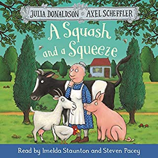 A Squash and a Squeeze cover art
