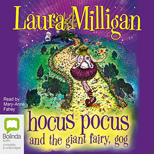 Hocus Pocus and the Giant Fairy, Gog audiobook cover art