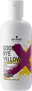Schwarzkopf SCH395 Shampoo Good Bye Giallo, 300 ml