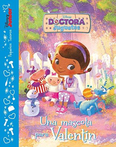 Doctora Juguetes. Una mascota para Valentín: Pequeños tesoros (Disney. Doctora Juguetes)