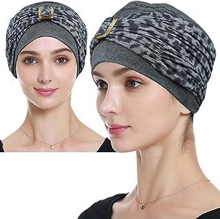 Summer Beanie Hats Stylish Chemo Turban Headwear for Women – Soft, Stylish, Cool