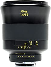 Zeiss Otus 85mm f/1.4 Apo Planar ZF.2 Series Manual Focusing Lens for Nikon DSLR Cameras