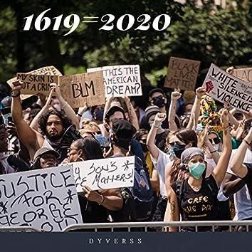 1619=2020 (Radio Edit)