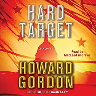 Hard Target audiobook cover art