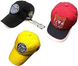 Classic Lotus Originals F1 Caps, Set of 3