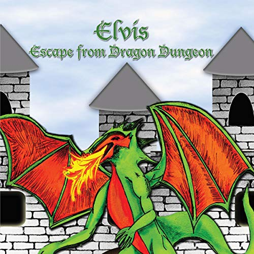 Elvis: Escape from Dragon Dungeon cover art