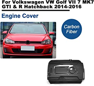 mk7 gti carbon fiber engine cover