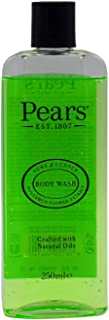 Pears Pure & Gentle With Lemon Flower Extract Body Wash 250ml (Made in UAE)