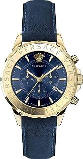Versace - VEV600319 Chrono Signature Heren horloge chronograaf 44 mm