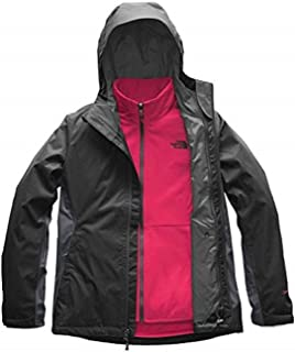 north face triclimate womens pink