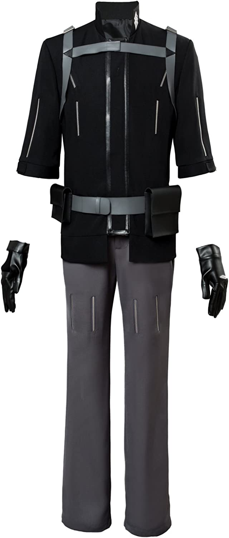 Karnestore Fate Grand Order Cosmos in The lostbelt Fujimaru Ritsuka Uniform Cosplay Kostüm Herren XXL