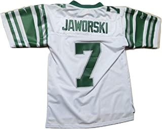 Reebok GridIron NFL Classic #7 Ron Jaworski Philadelphia Eagles Throwback Jersey Medium