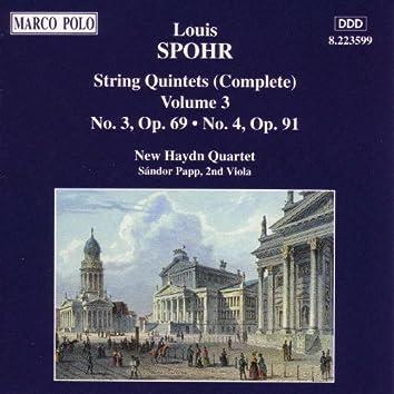 SPOHR: String Quintets Nos. 3 and 4