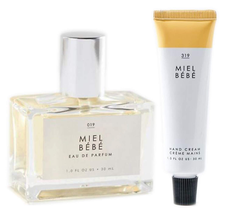 Gourmand Miel Bebe Eau De Parfum And Blended Daily Finally popular brand bargain sale Sce Cream Set Hand