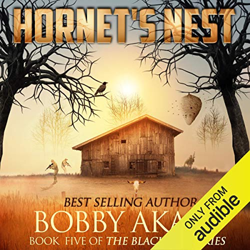 Hornet's Nest cover art