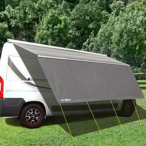 Brunner Camping Sonnensegel Sonnendach Wohnwagen Womo Bus Sunny View 340x190 cm