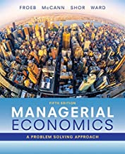 managerial economics 5th edition froeb