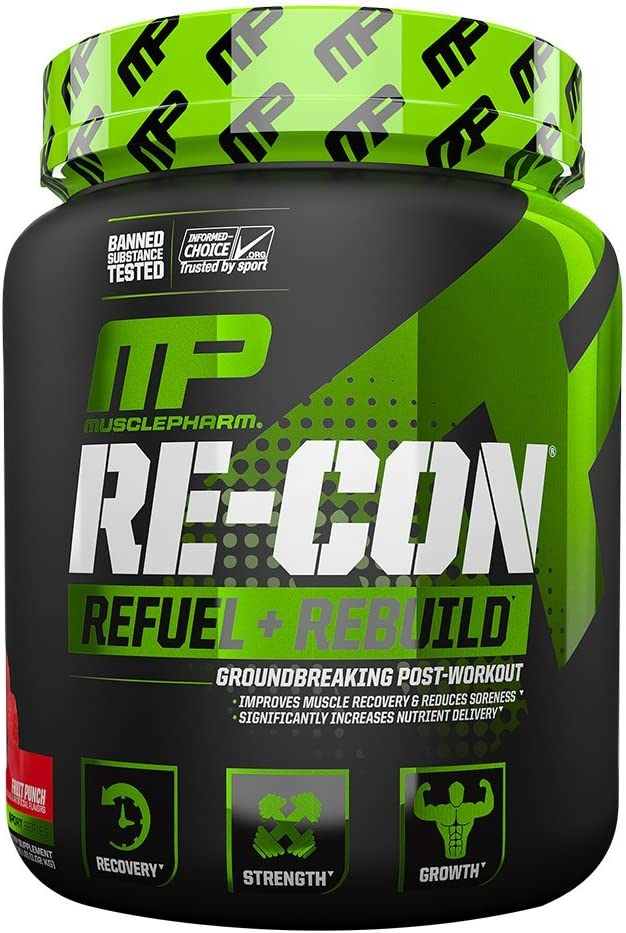 Re-Con 2.65 激安 lbs 1200g MusclePharm by 格安