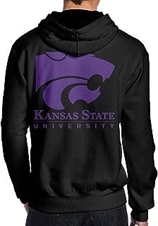 Creative Knitwear Kansas State University Wildcats Varsity Jacket