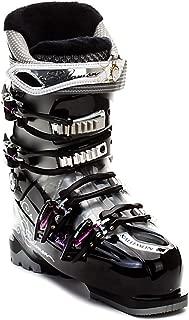 Salomon Divine RS8 Women's Ski Boots 2012 - Size 25.0 - Black/Silver/Purple