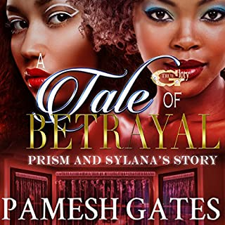 A Tale of Betrayal audiobook cover art