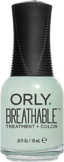 Orly Breathable Nail Color, Fresh Start, 0.6 Fluid Ounce