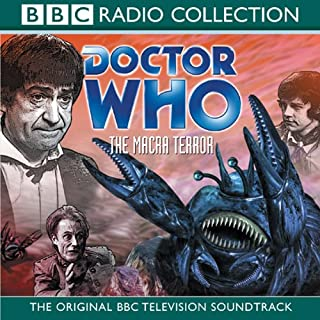 Doctor Who: The Macra Terror cover art