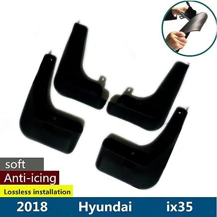 chen255 - 4 Guardabarros para Guardabarros de Coche para Hyundai ix35