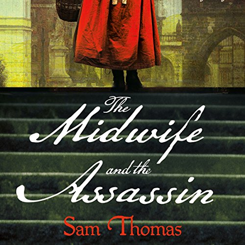 The Midwife and the Assassin audiobook cover art