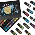 32/10 ml Ultimate Aromatherapy 100% Pure Therapeutic Grade Essential Oils Set (Essential Oil Gift Pack) by Edens Garden