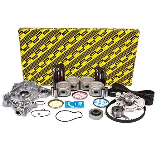 Evergreen OK4012L/2/1/1 Fits 91-96 Honda Prelude 2.2L SOHC 16V F22A1 Engine Rebuild Kit