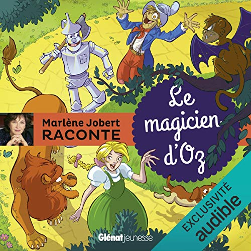 Le magicien d'Oz cover art