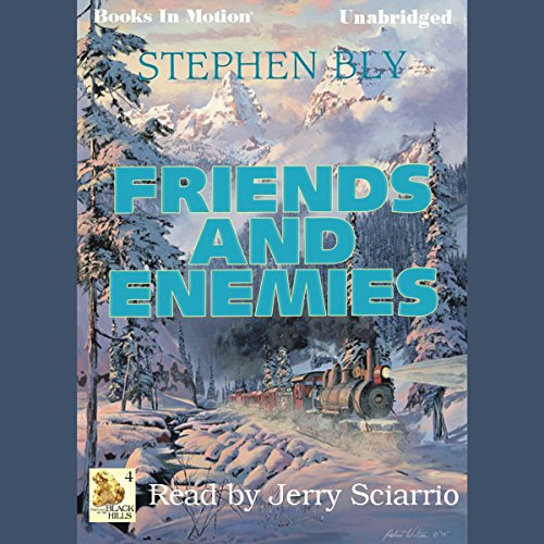 Friends and Enemies audiobook cover art