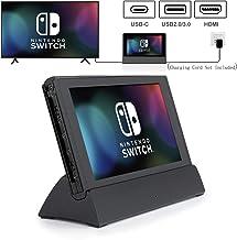Switch TV Dock, VOGEK Replacement for Nintendo TV Dock Station Portable Charging Docking..