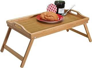 Danesco 3020072 Bamboo Breakfast Tray