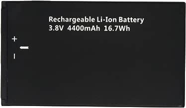 World Star Generic Battery 4400mAh for MIFI 7730L Battery for Verizon Jetpack WiFi Hotspot. P/N:40123117