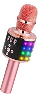the voice karaoke microphone