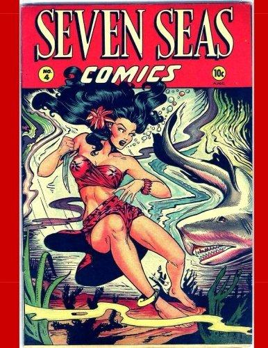 Seven Seas Comics Vol. 1 #4: Famous Matt Baker Art! by Universal Phoenix Features Syndicate (2014-07-25)