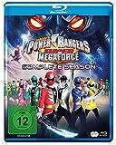 Power Rangers - Super Megaforce - Die komplette Serie [Alemania] [Blu-ray]
