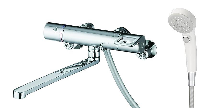 発動機揮発性契約したTOTO 浴室用水栓 吐水パイプ220mm TMGG40LEWR (エアインクリックシャワー)